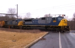 CSX Q438